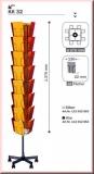 Stahlmaßstab starr 300x30x1,0 mm