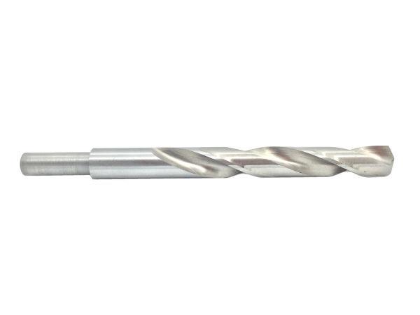 HSS DIN 338 standard, 10,2 mm, red. auf 10, geschliffen