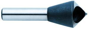 20 - 25 mm HSS Entgratsenker mit Querloch, Schaft 12 mm